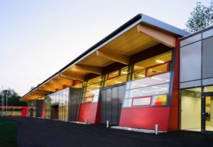 Elektro Göbl Schachinger - Turnhalle